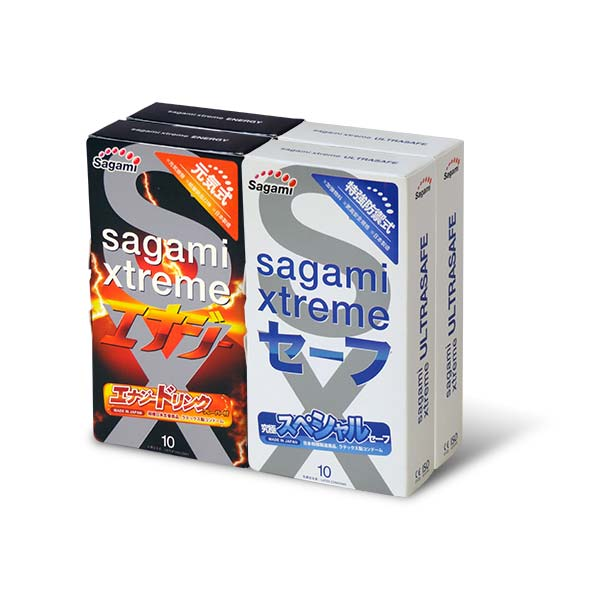 Sagami Recommended Value Type Combo Set 40 pieces condom