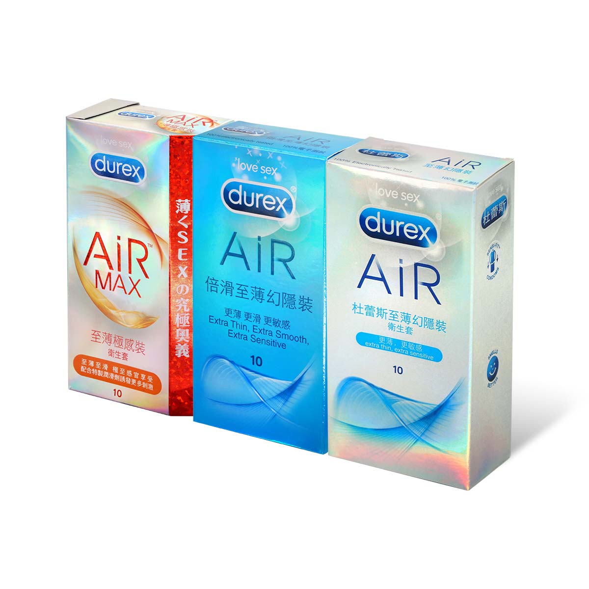 Durex Air Combo Set 30 Pieces Condom