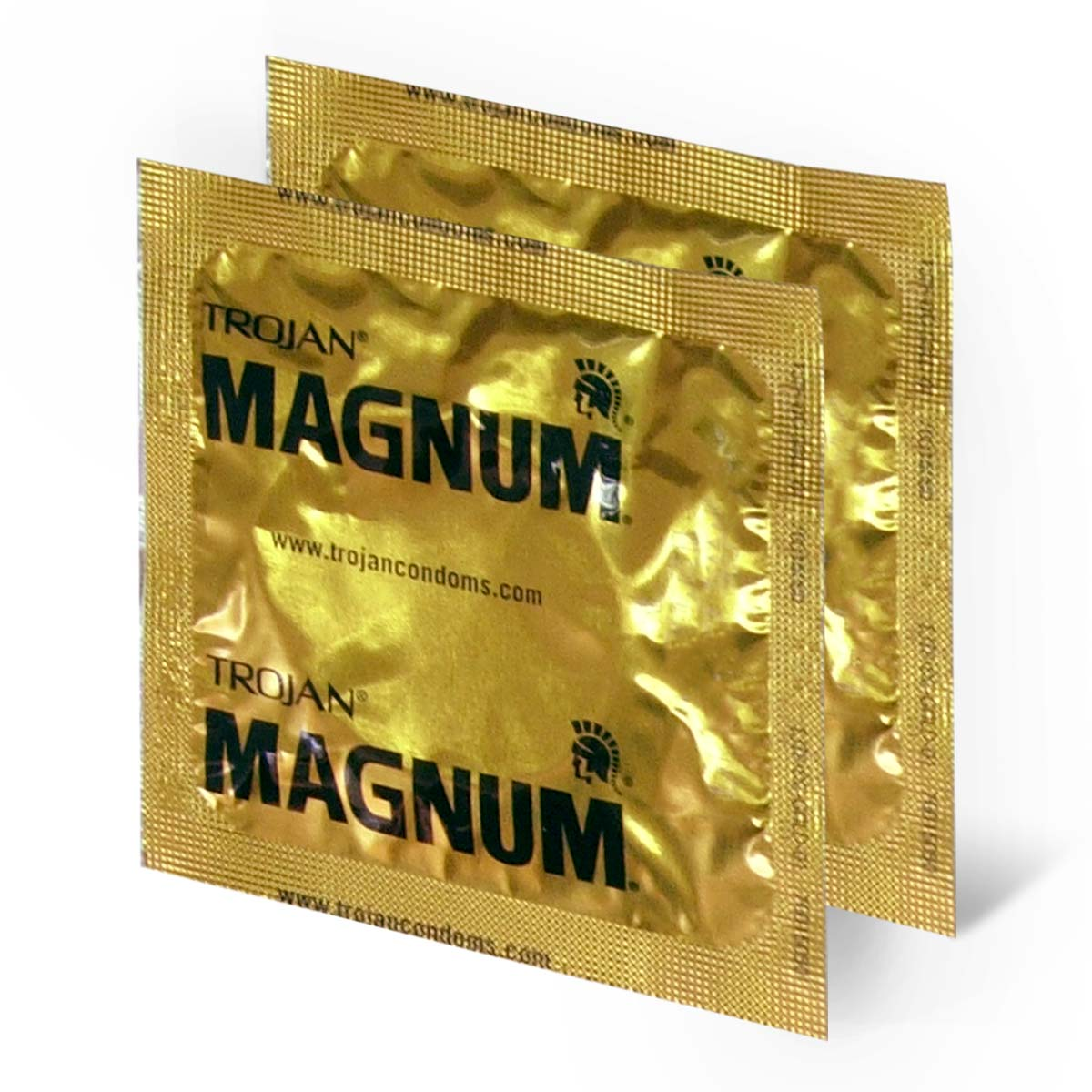Trojan Magnum XL Extra Large 64/58mm 2 pieces Latex Condom