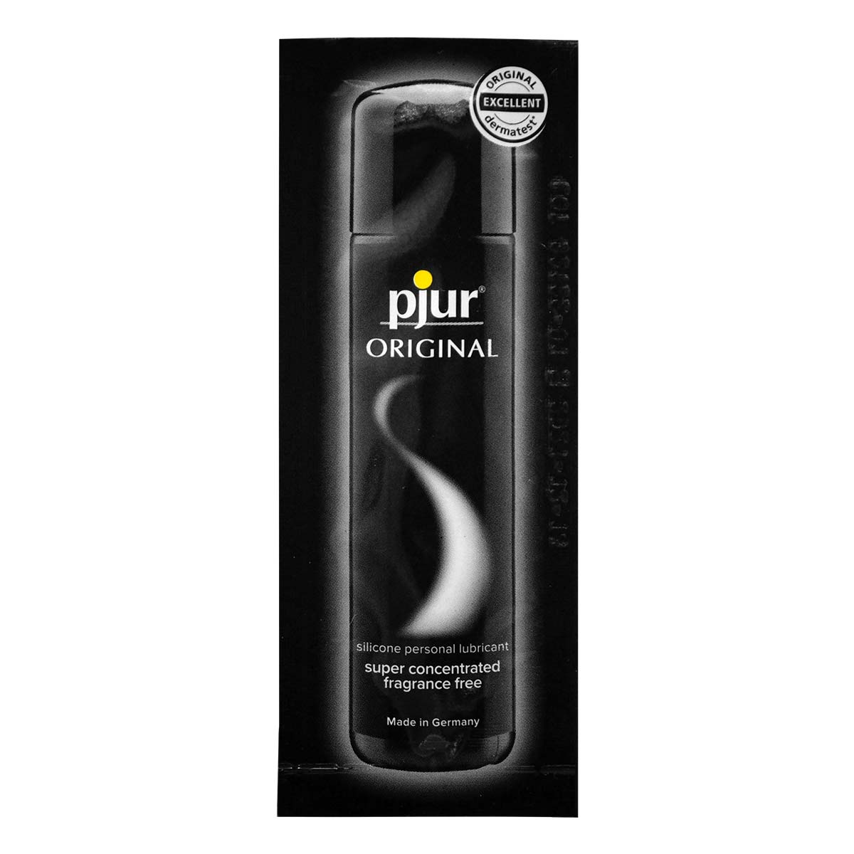 pjur ORIGINAL 1.5ml Silicone-based Lubricant