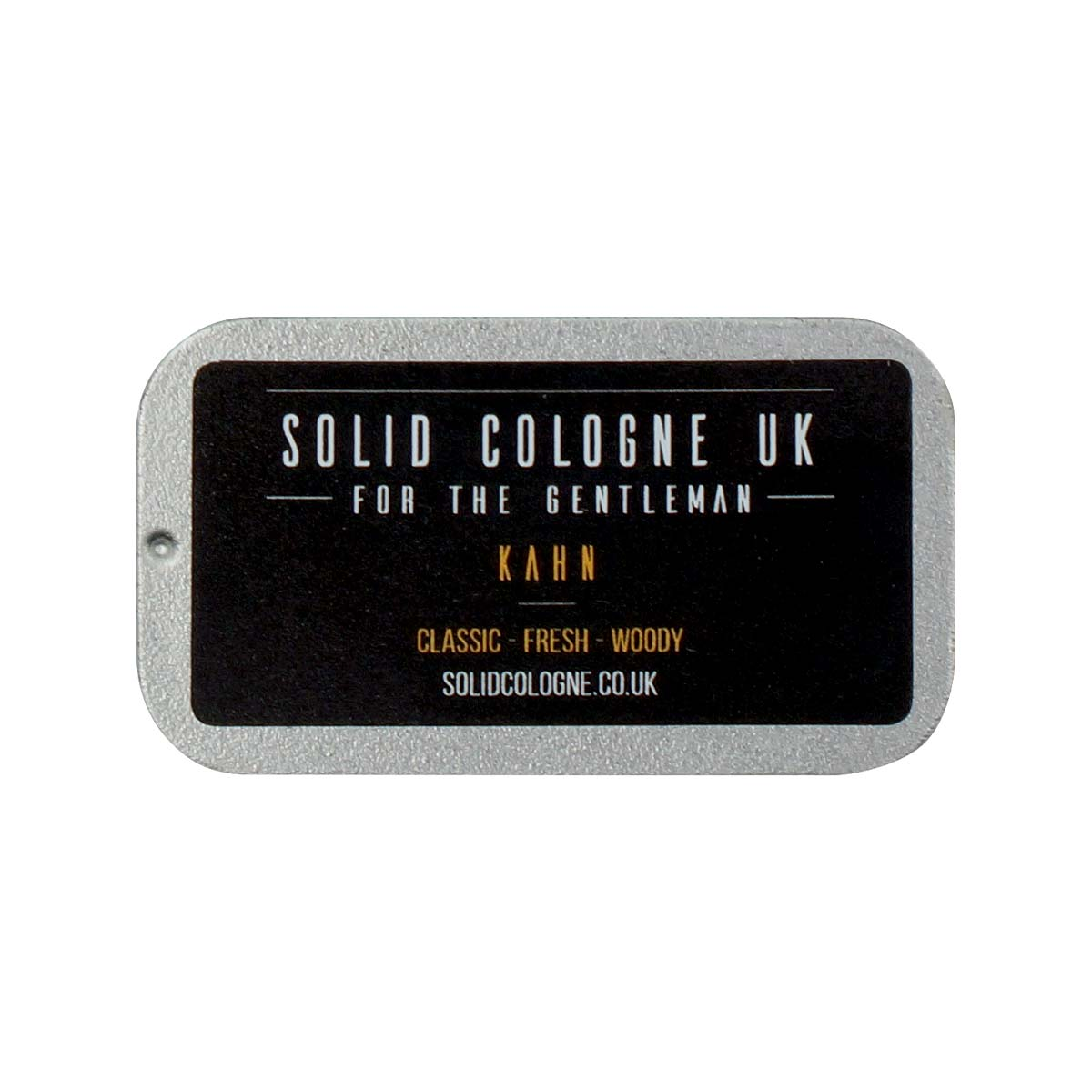 Solid Cologne UK - Kahn 18ml