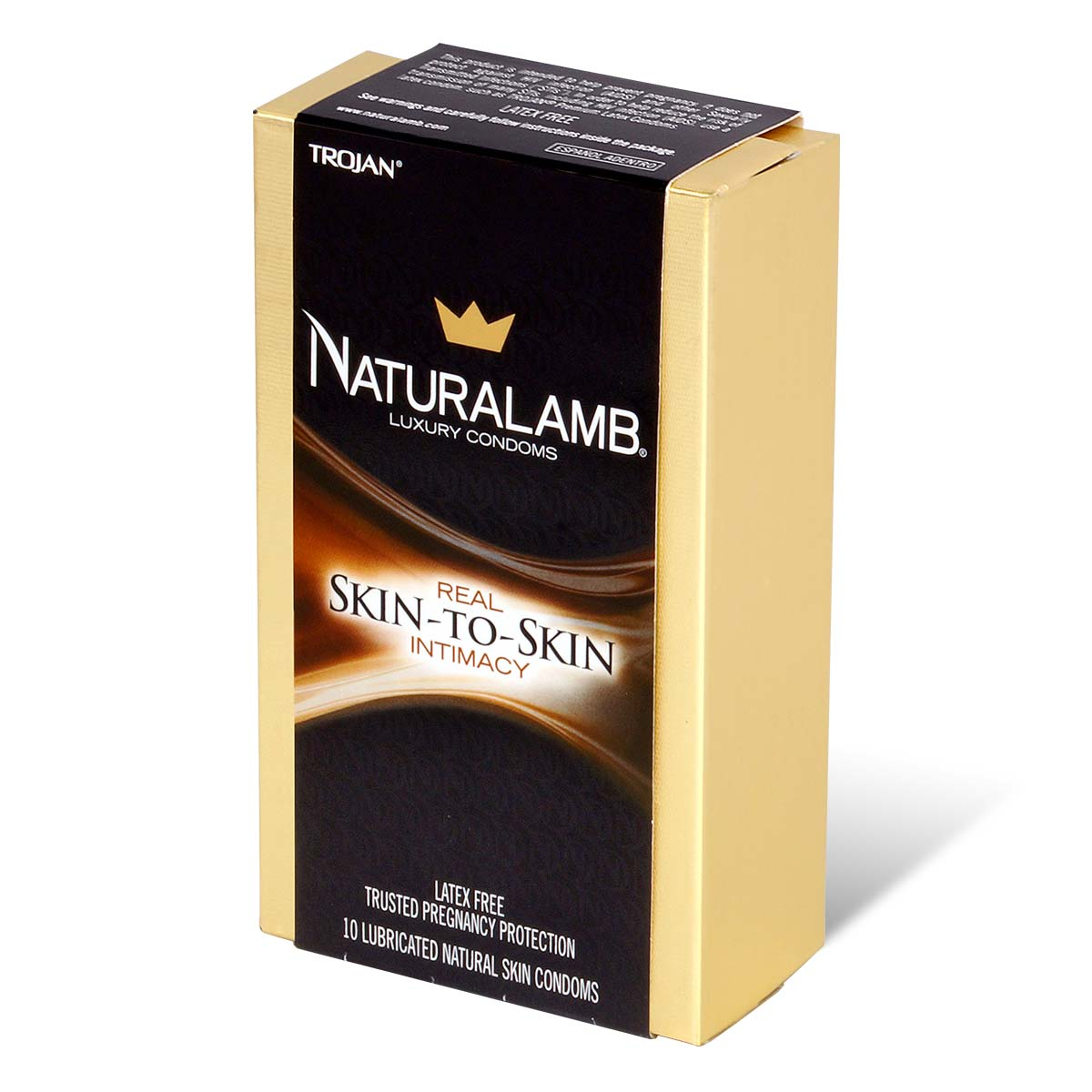 Naturalamb 68mm 10's Pack