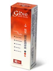G Love intimate lubricant [Glycerin & Butylene Glycol] 100ml Water-based Lubricant