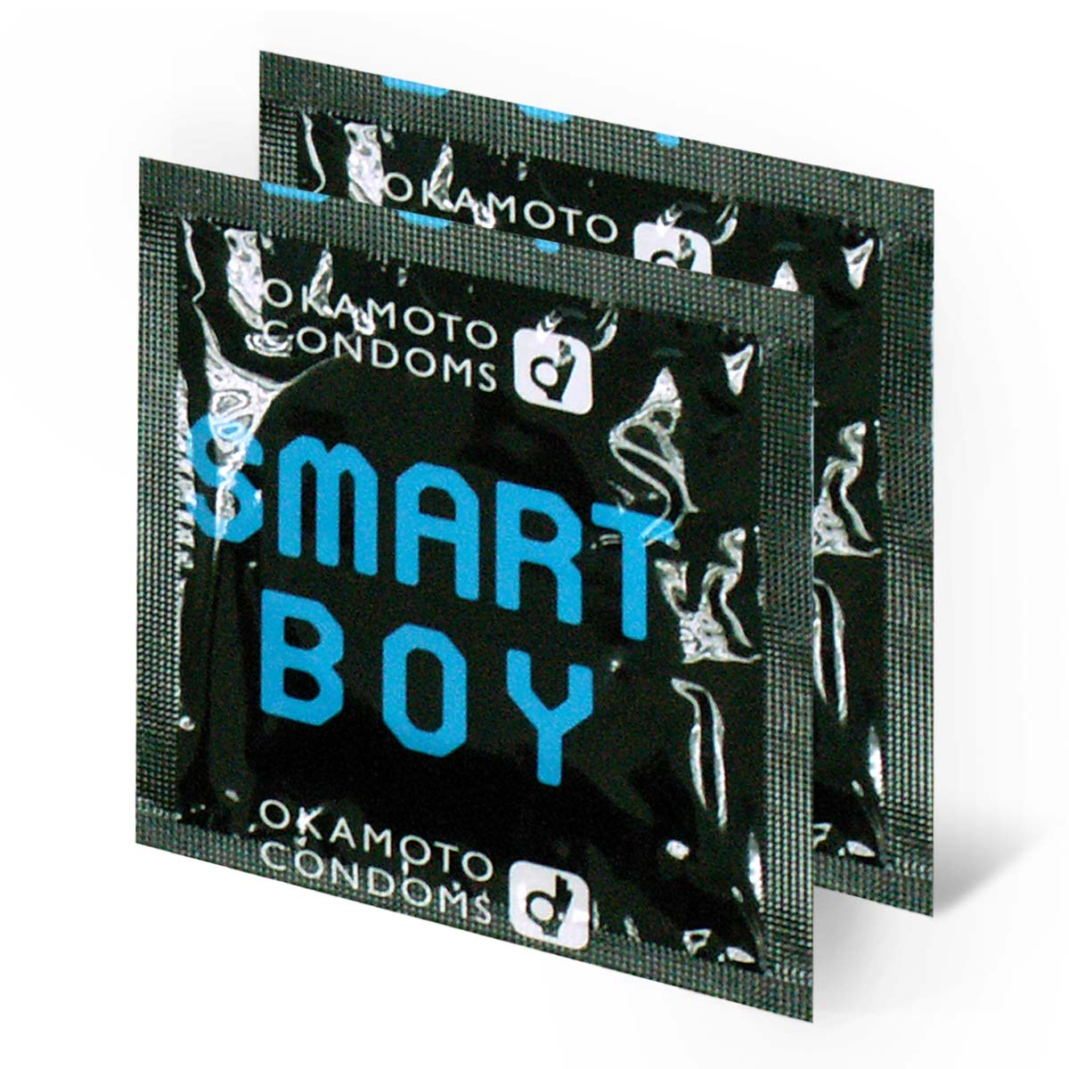 Smart Boy 49mm (Japan Edition) 2 pieces Latex Condom