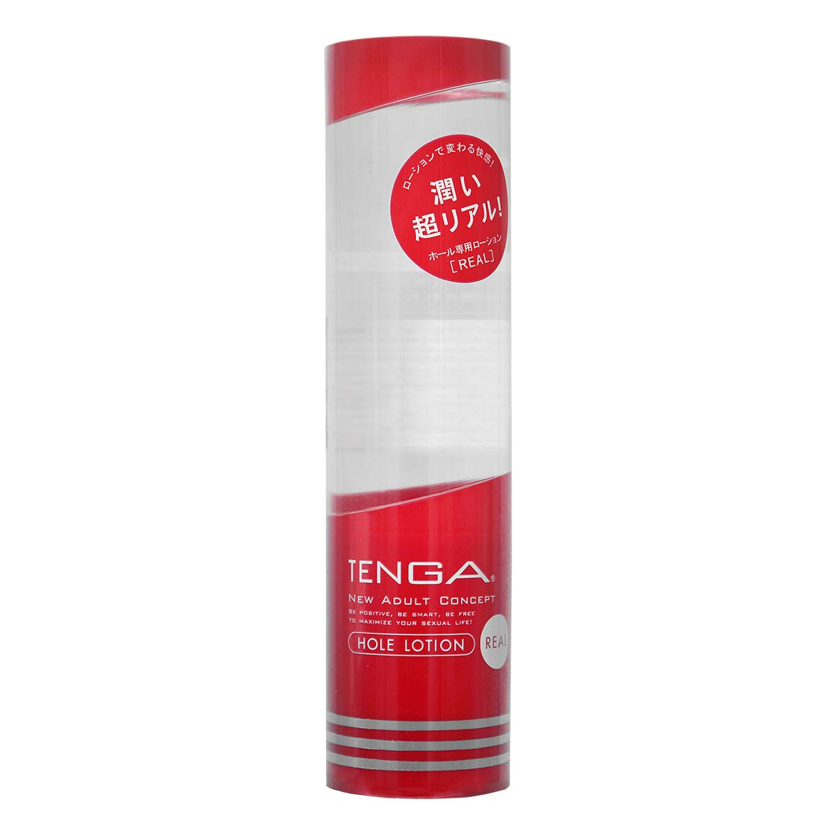 TENGA HOLE LOTION REAL 170ml Water-based Lubricant