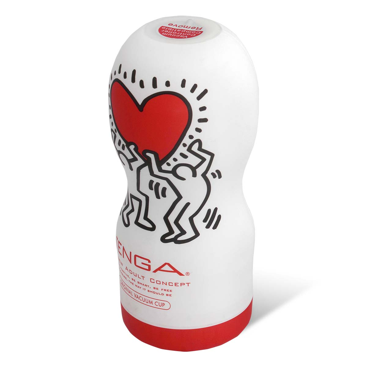 KHC-101 Deep Throat Cup Keith Haring edition