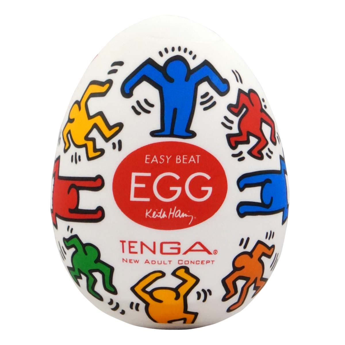 TENGA × Keith Haring EGG DANCE