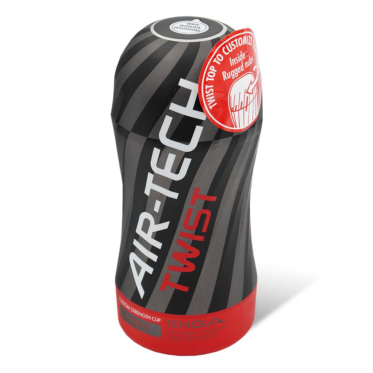 TENGA AIR-TECH TWIST CUSTOM STRENGTH CUP TICKLE