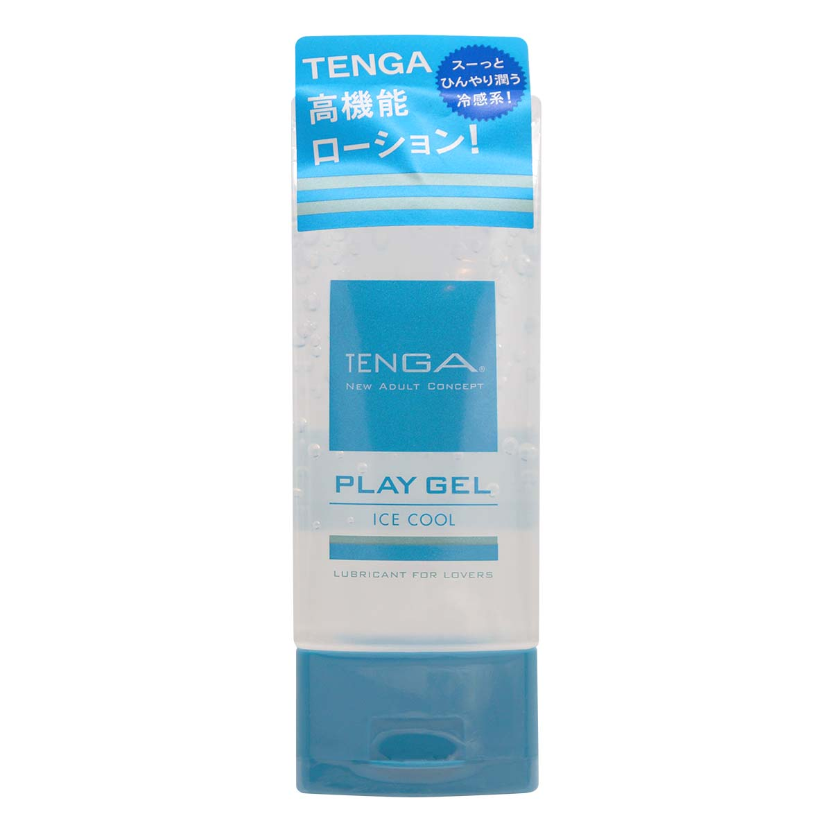 TENGA PLAY GEL ICE COOL 160ml Water-based Lubricant