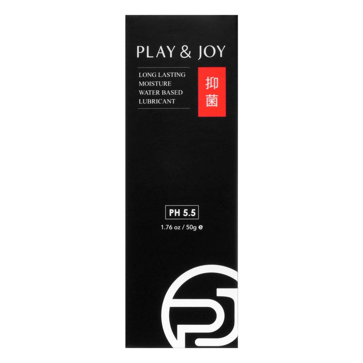 PLAY & JOY Bacteria-free 50ml Water-based Lubricant