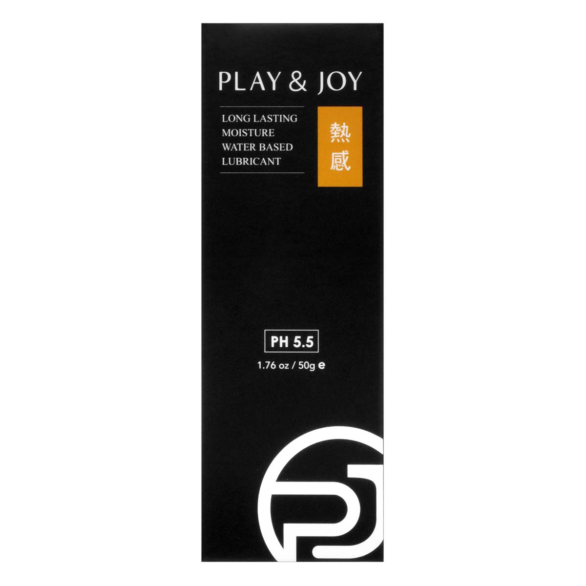 PLAY & JOY Hot & Sexy 50ml Water-based Lubricant