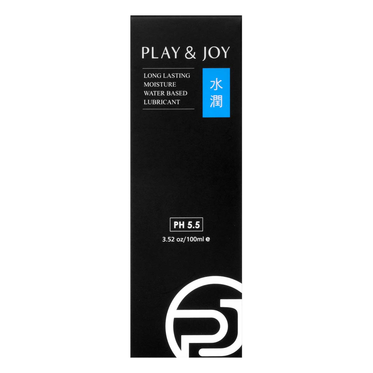 PLAY & JOY Basic 100ml Water-based Lubricant