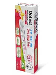 Mentholatum dotest One Step Pregnancy Test Stick