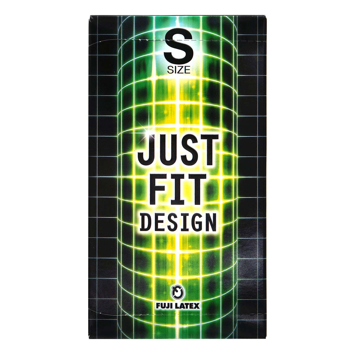 Just Fit - Tight Size 53mm 12's Pack Latex Condom