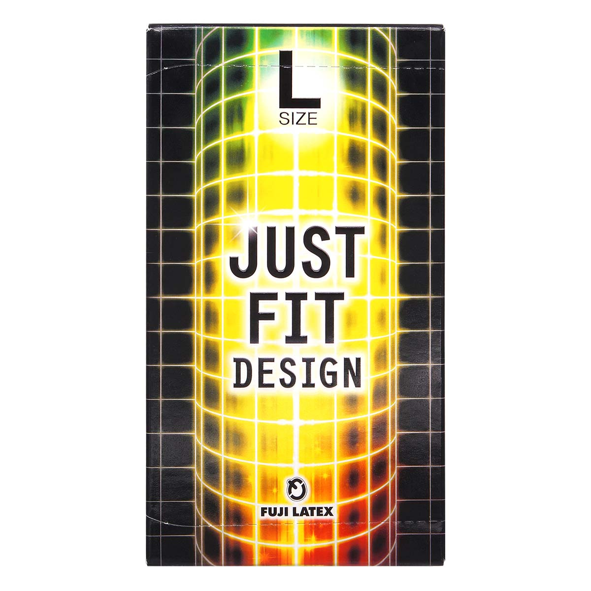 Just Fit - Large Size 60mm 12's Pack Latex Condom