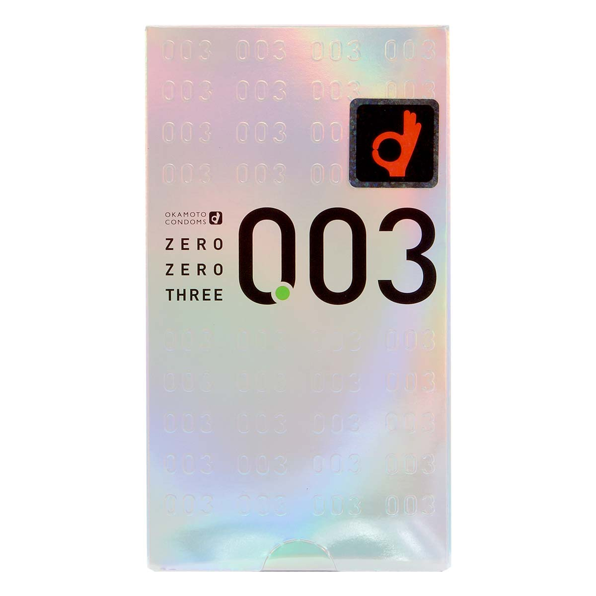 Zero Zero Three 0.03 (Japan Edition) 12's Pack Latex Condom
