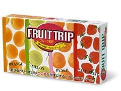 Fruit Trip Mix 12's Pack Latex Condom