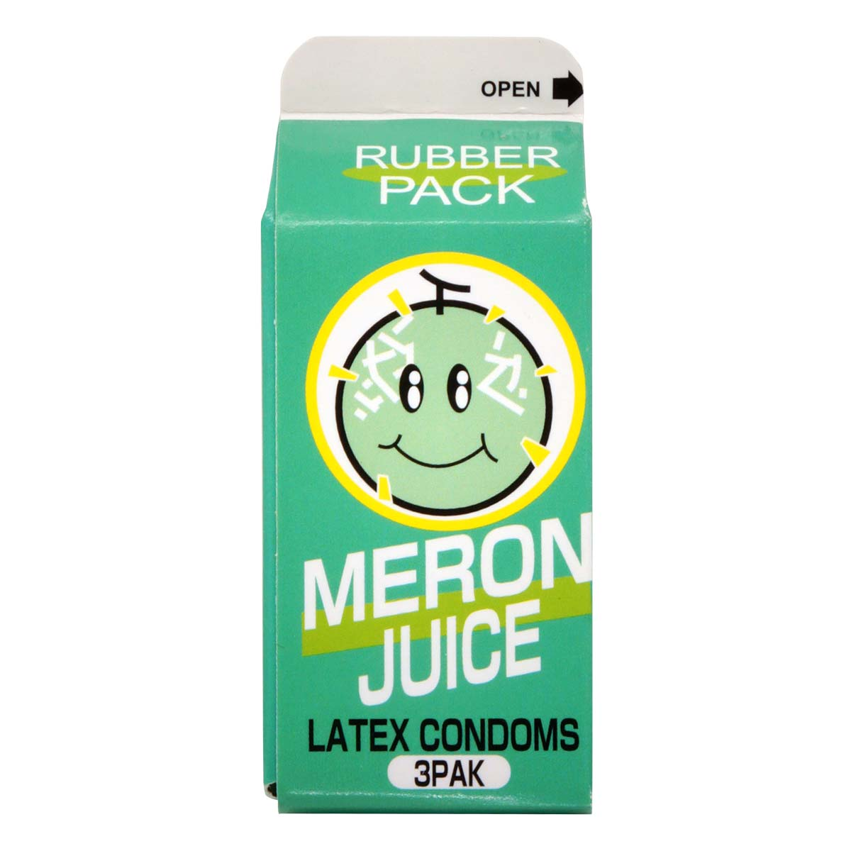 Mini Pack Meron 3's Pack Latex Condom