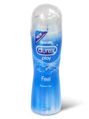 Durex Play Feel Lube 50ml Water-based Lubricant
