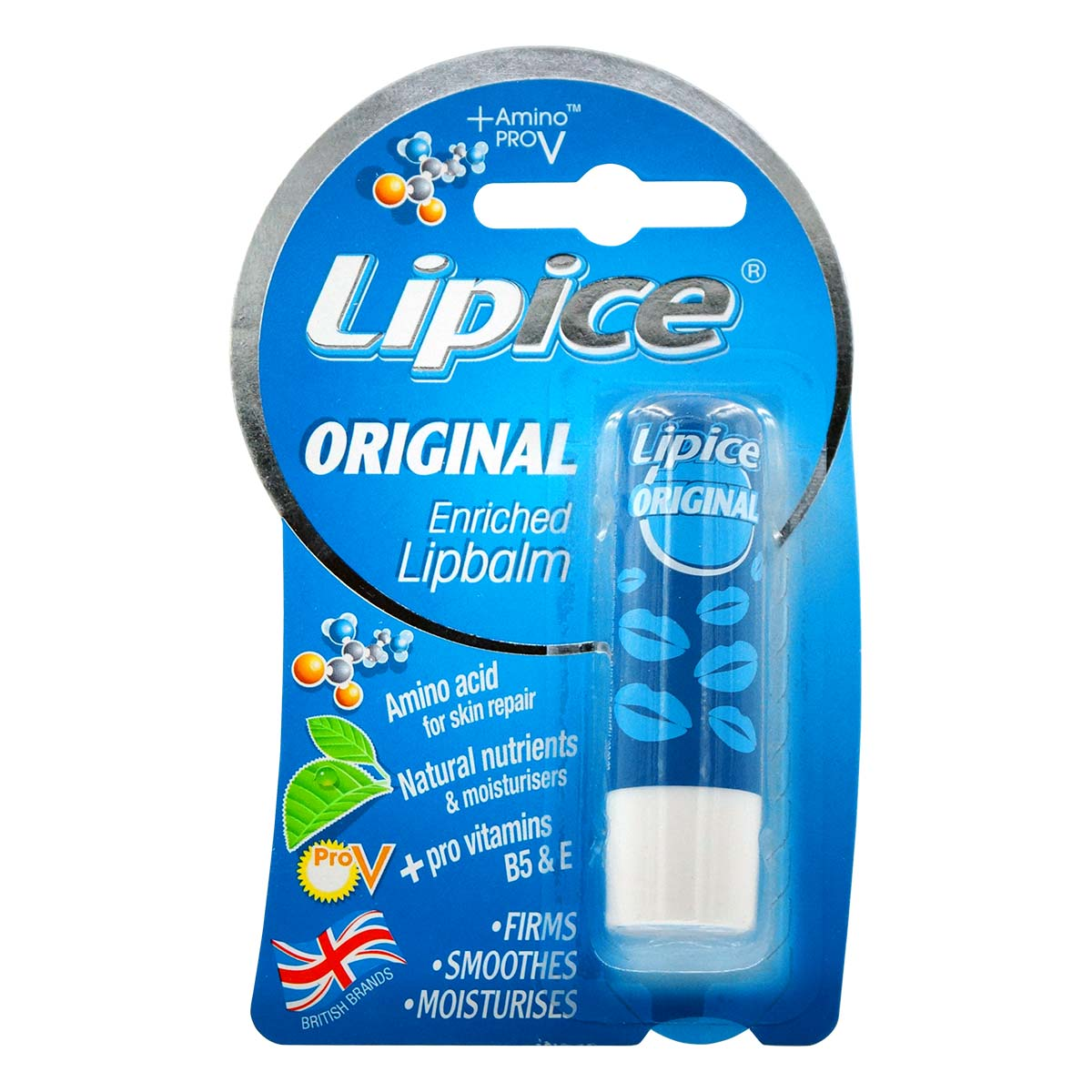 Lipice for Original enriched Lipbalm 10ml