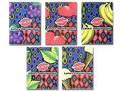 Lixx Dental Dams (5 flavors set)