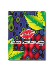 Lixx Dental Dams (Mint)
