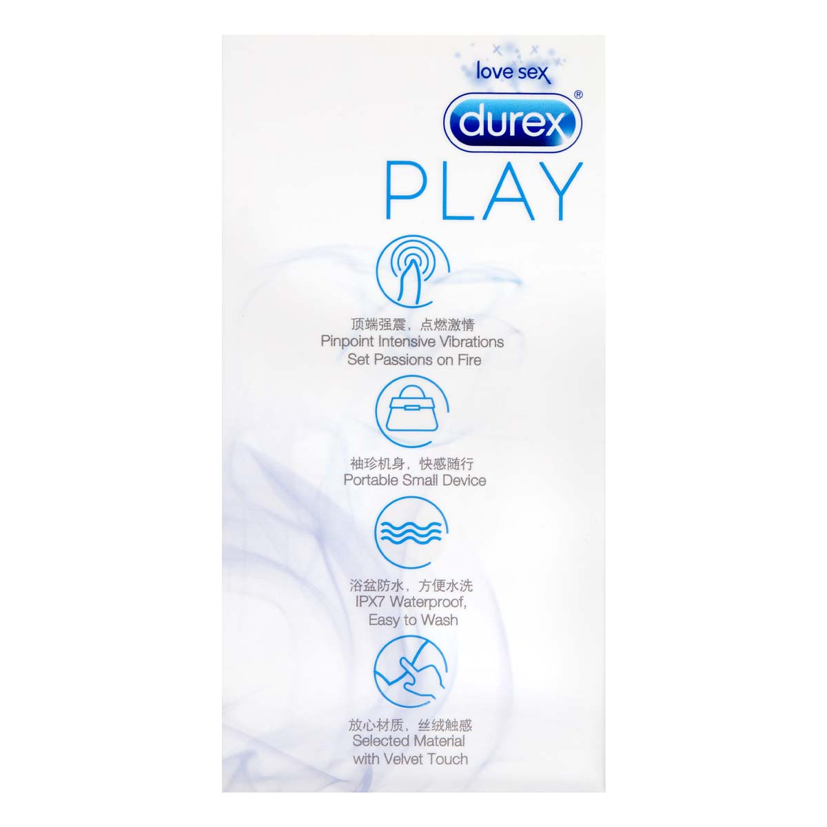 Durex Play S-Vibe single speed stroker