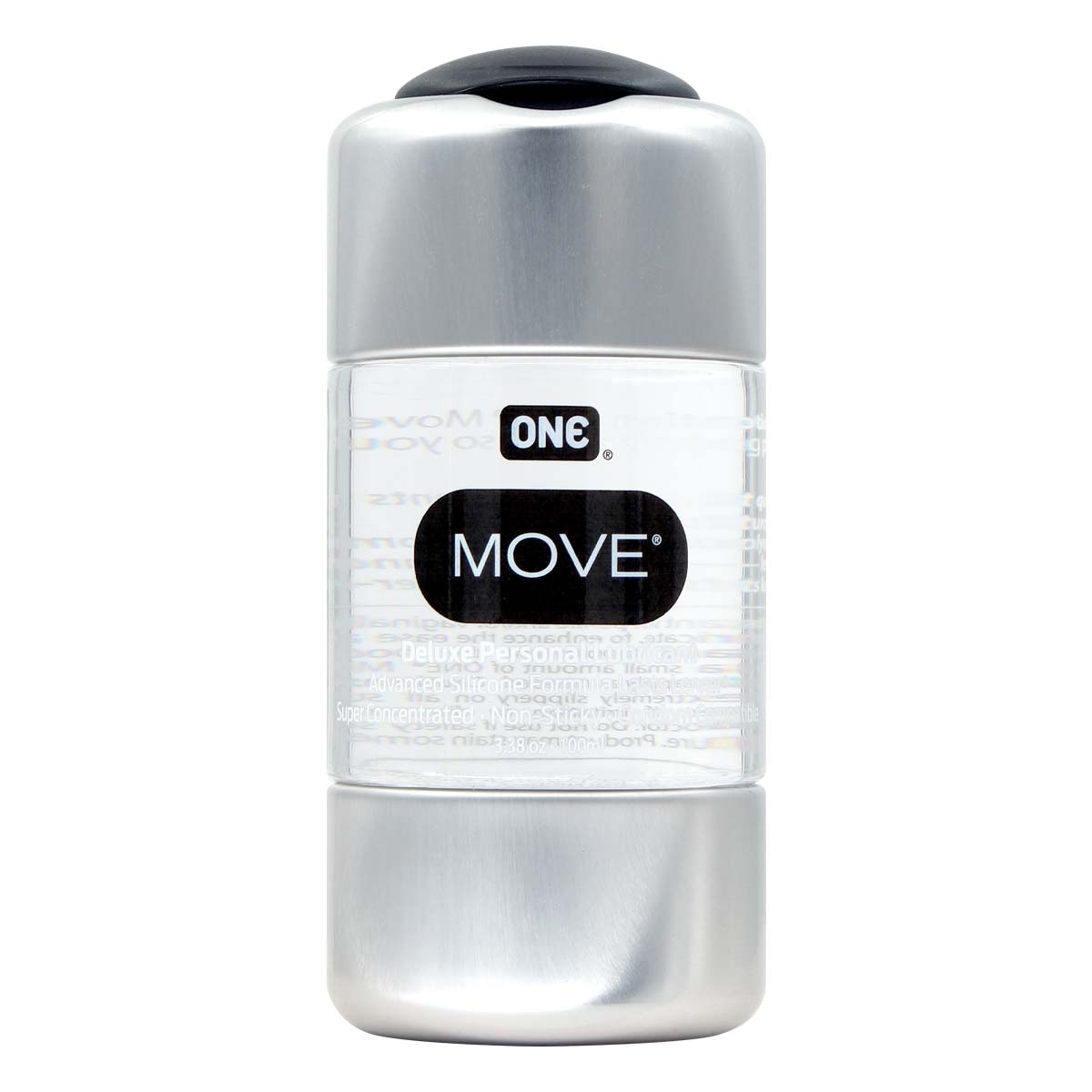 ONE Move 100ml Silicone-based Lubricant