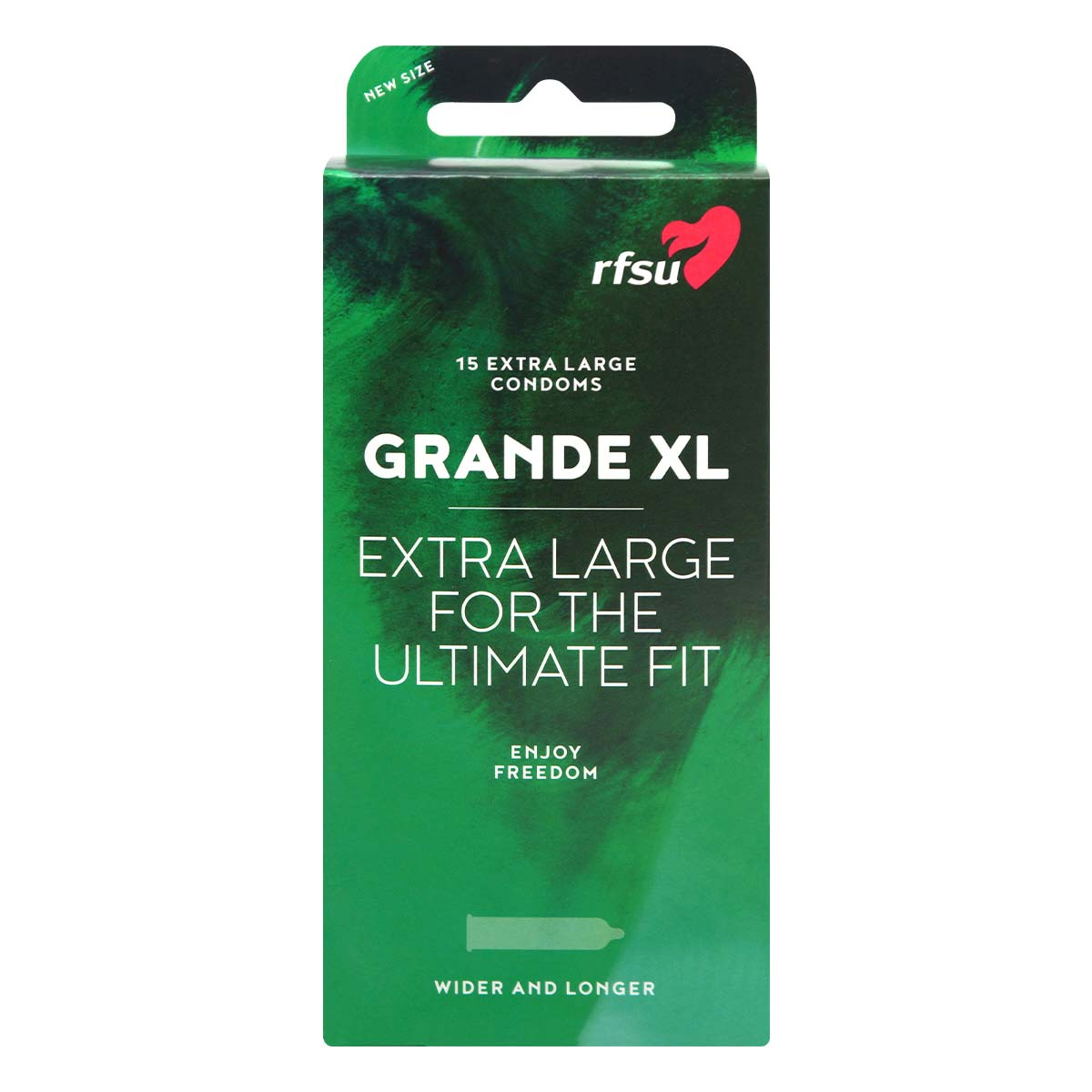 RFSU Grande XL 15's Pack Latex Condom