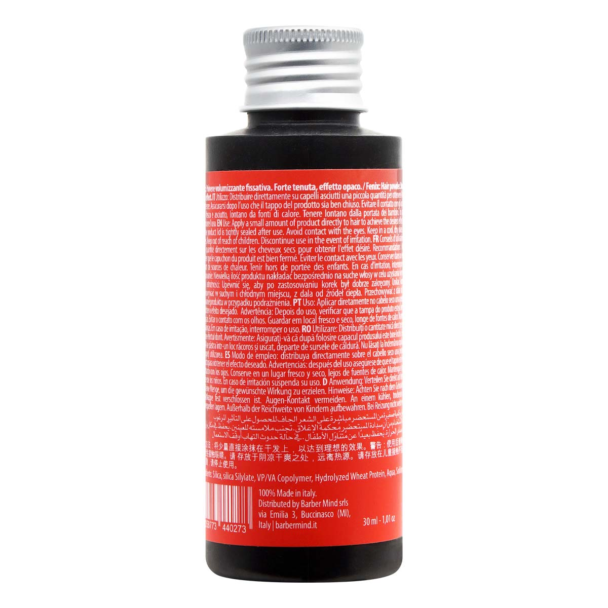 Barber Mind Fenix Hair Powder 30ml