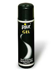 pjur GEL 100ml Silicone-based Lubricant