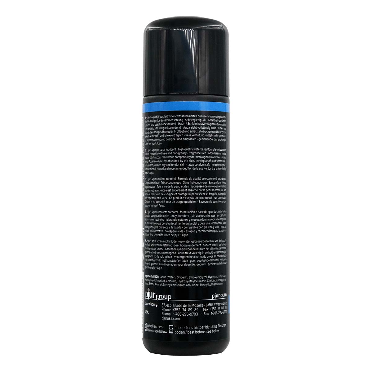 pjur AQUA 250ml Water-based Lubricant