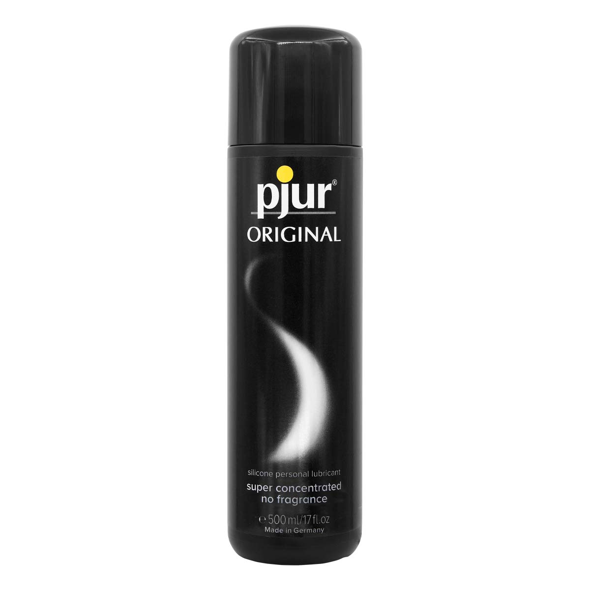 pjur ORIGINAL 500ml Silicone-based Lubricant - International Edition