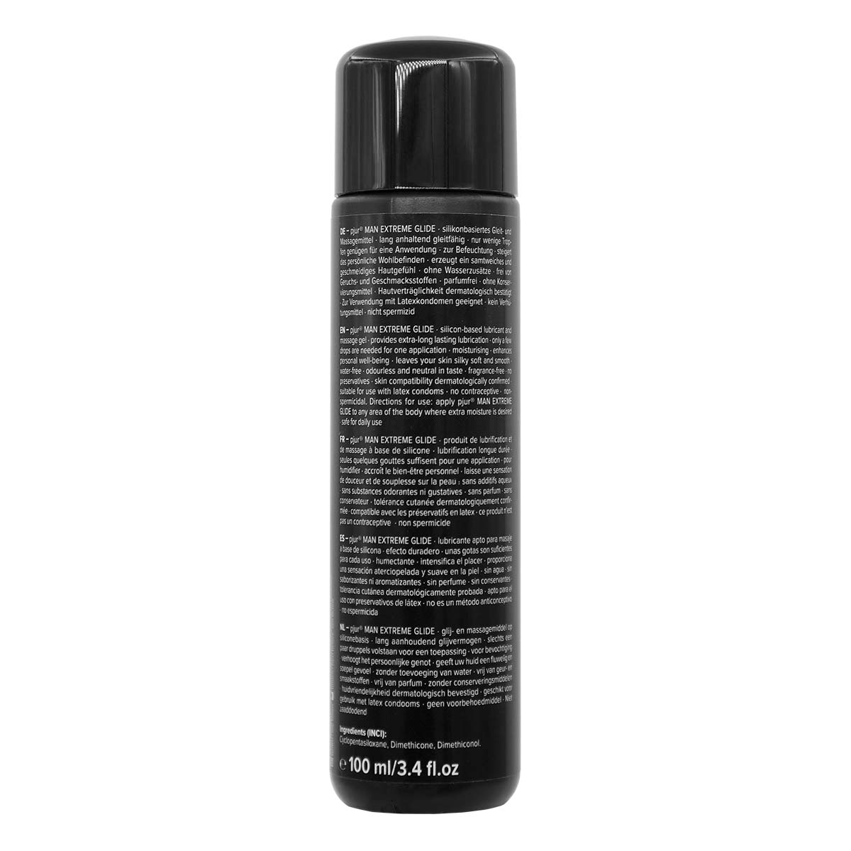 pjur MAN Extreme Glide 100ml Silicone-based Lubricant
