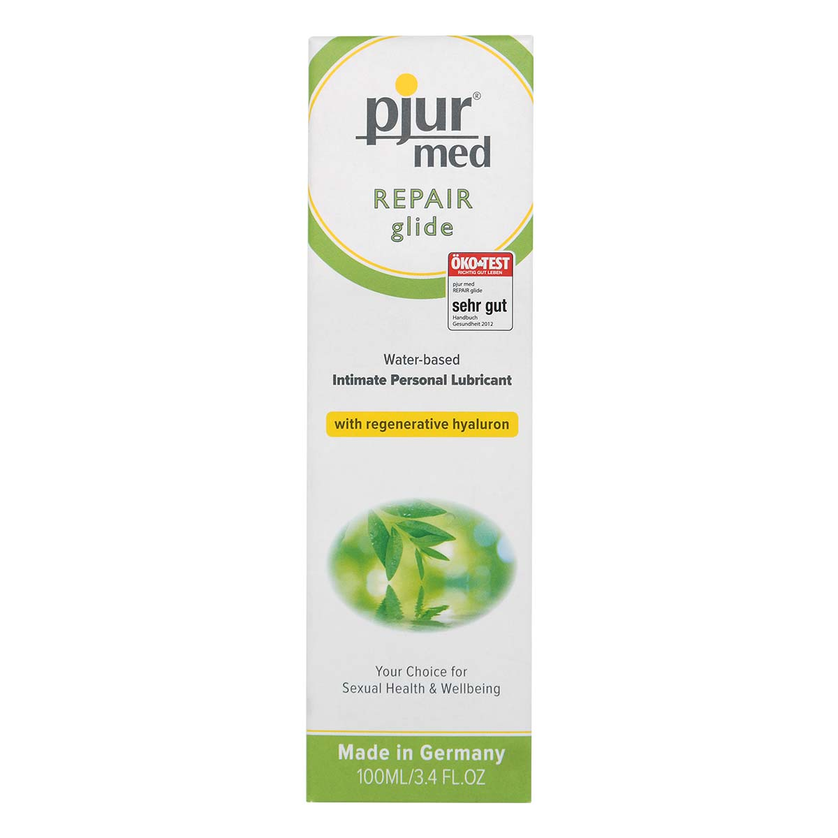 pjur med REPAIR glide 100ml Water-based Lubricant