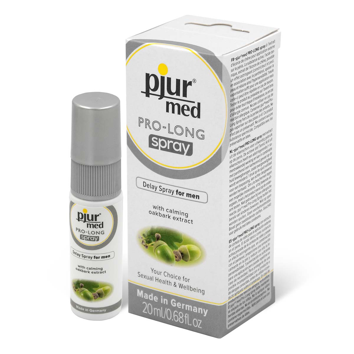 pjur med PRO-LONG spray 20ml