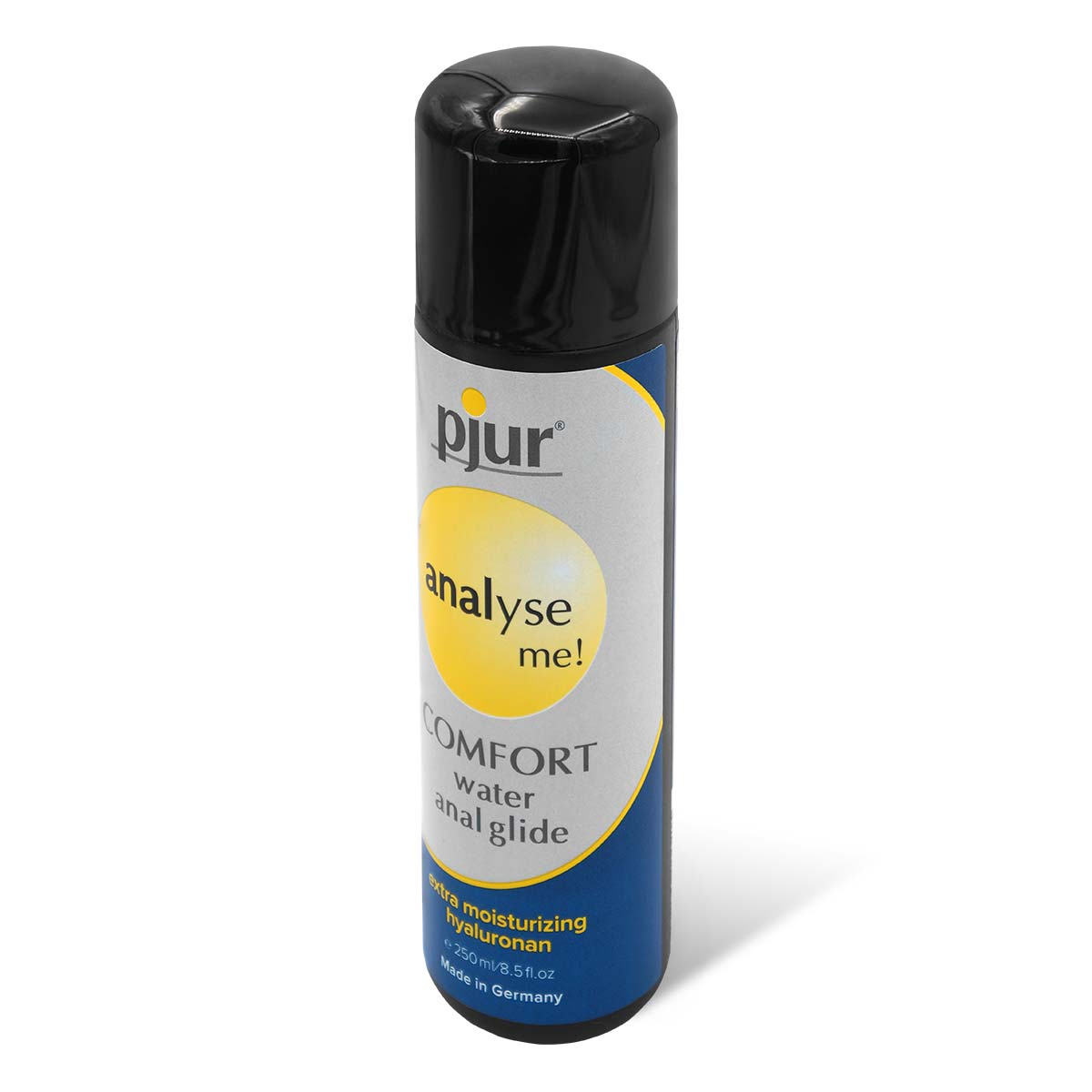 pjur analyse me! COMFORT Water Anal Glide 250ml Water-based Lubricant