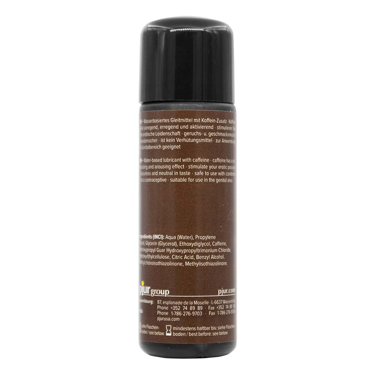 pjur espresso 30ml Water-based Lubricant