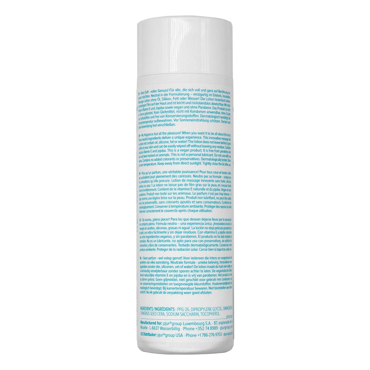 pjur SPA ScenTouch Neutral Way 200ml