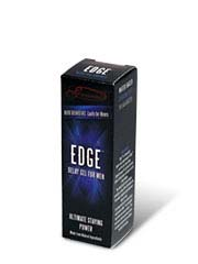 Sensuous Edge delay gel for men 7ml